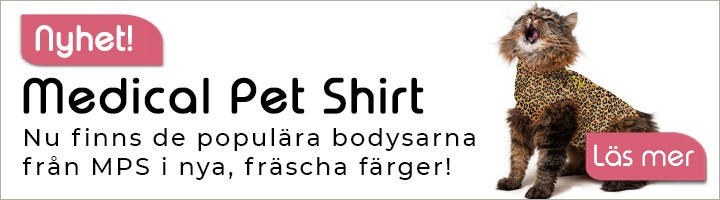 Nya fräscha färger på Medical Pet Shirt - sommarkollektion 2020.